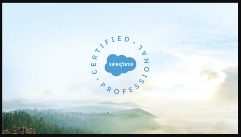Salesforce-certified