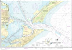 OceanGrafix  NOAA Nautical Chart 11324 Galveston Bay