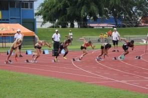 Girls 100m Final (2)