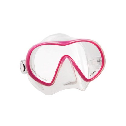 oceanic accent mask pink
