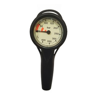 slimline pressure gauge