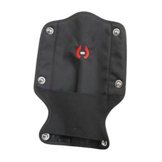 hollis backplate back pad