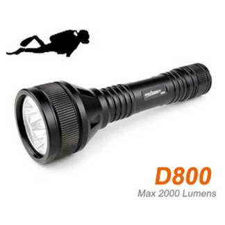 orcatorch d800 dive light