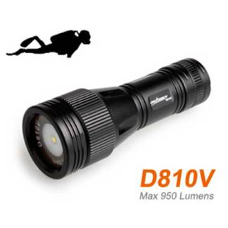 orcatorch d810v dive light