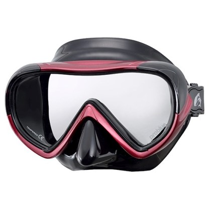 Orion Pro Dive Mask Ruby