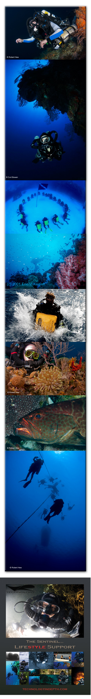 Rebreather Photos