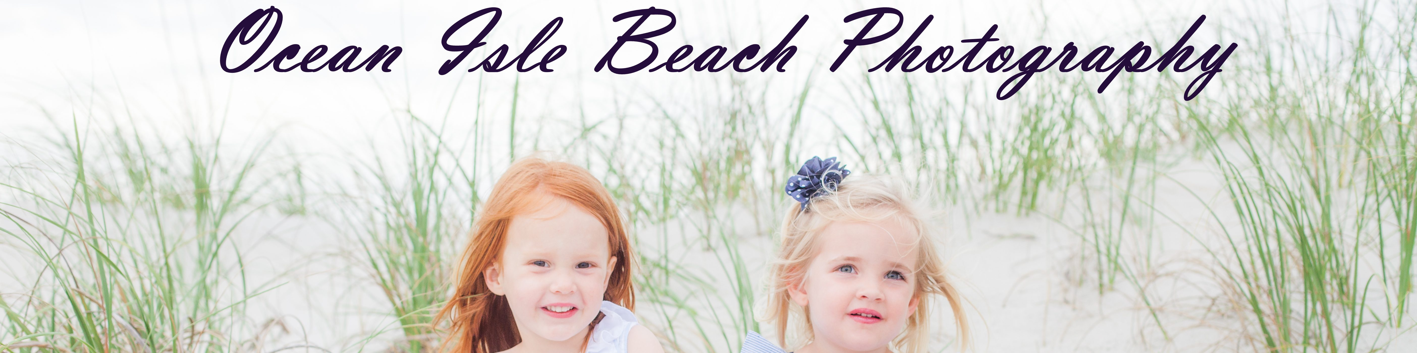 Ocean Isle Beach Photography