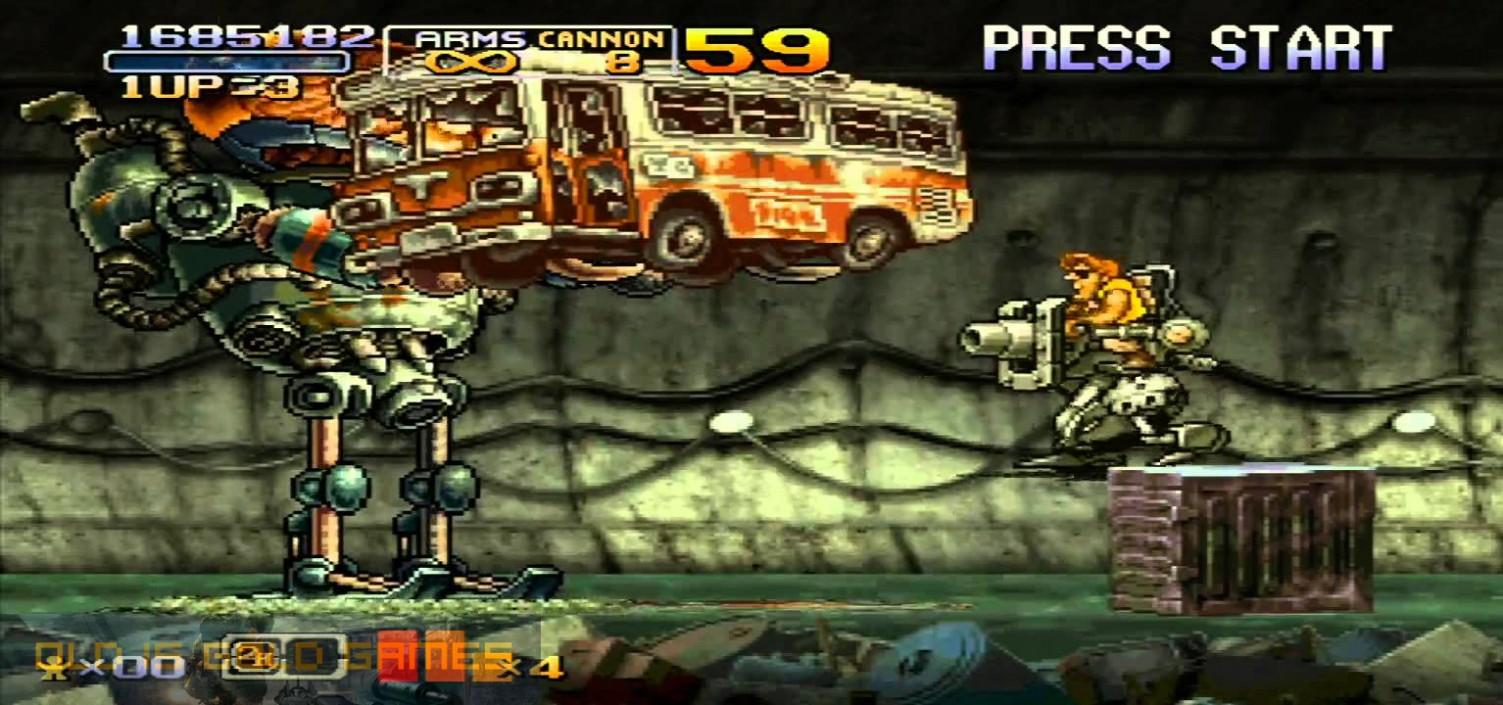 Metal Slug 6 Free Download - Ocean of Games