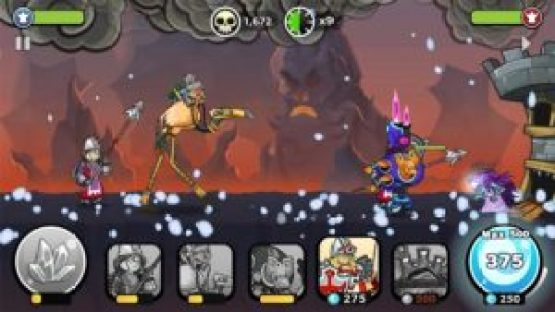 Tower Conquest v22.00.38g APK Download Free