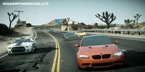 NFS Run Highly Compressed