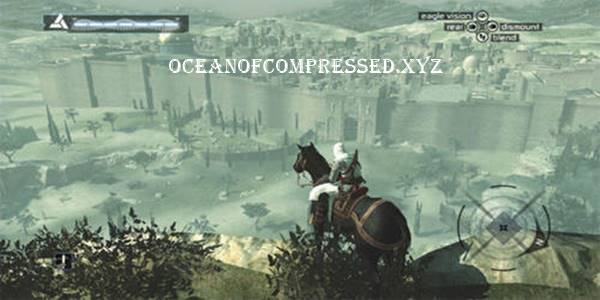 Assassins Creed 1 Highly Compressed For PC