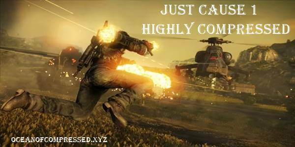 Just Cause 1 Highly Compressed