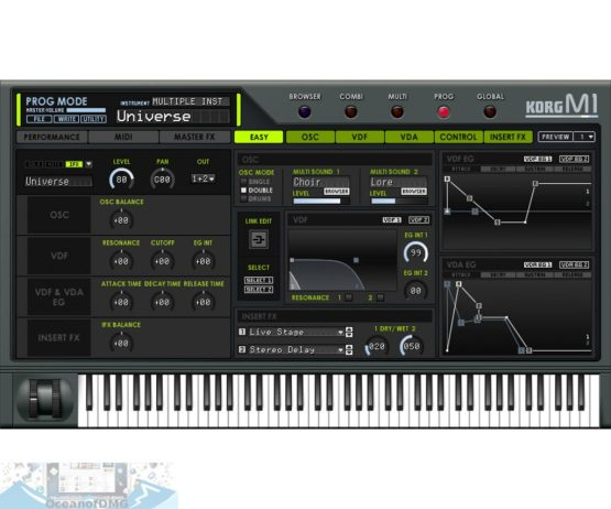 KORG Legacy Collection for Mac Latest Version Download-OceanofDMG.com