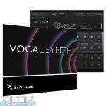 Download iZotope VocalSynth v2 for Mac