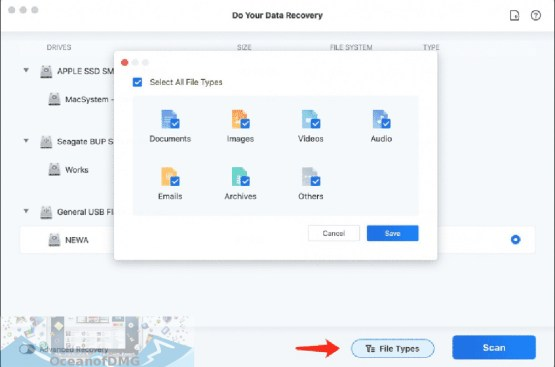 Do Your Data Recovery Professional for Mac Direct Link Download-OceanofDMG.com
