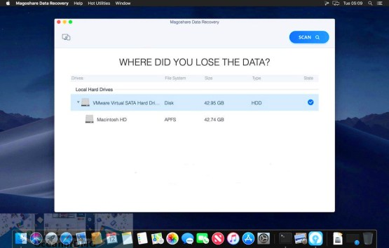 Magoshare Data Recovery Professional for Mac Direct Link Download-OceanofDMG.com