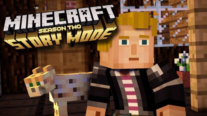 Minecraft Story Mode - Season Two Free Download