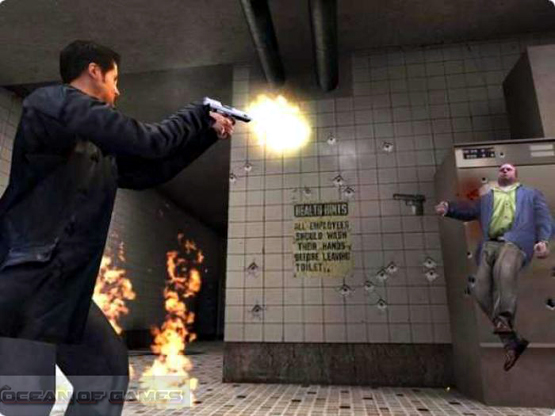 Download Max Payne 1 Setup For PC