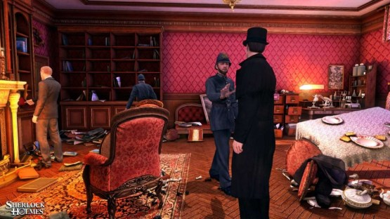 Download Free The Testament of Sherlock Holmes