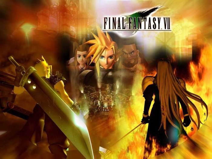 Final Fantasy vii Game Free Download