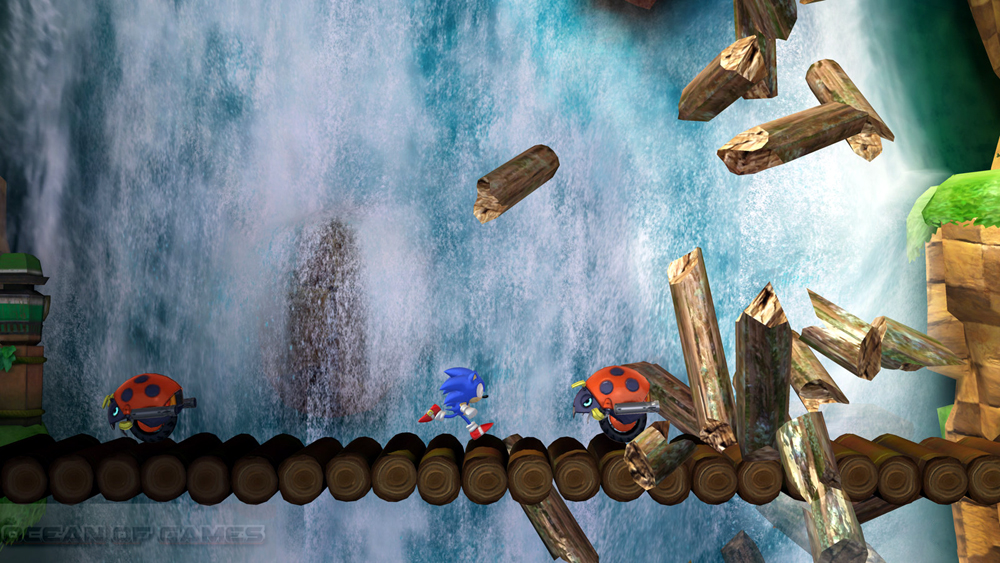 Sonic Generations Free Download
