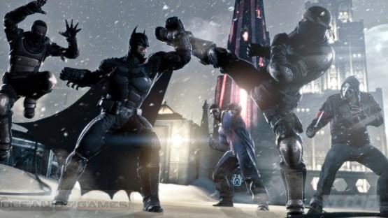 Batman Arkham Origins Download For Free