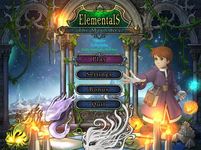 Elementals The Magic Key Free Download