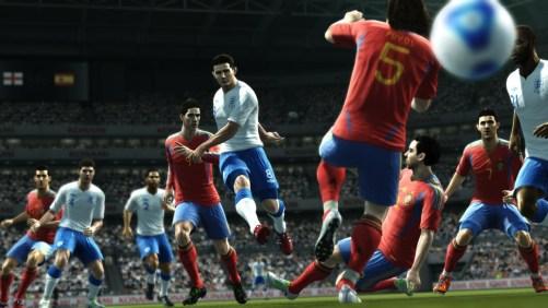 Pro Evolution Soccer 2012 update