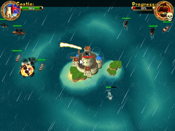 pirates battle for the caribbean download