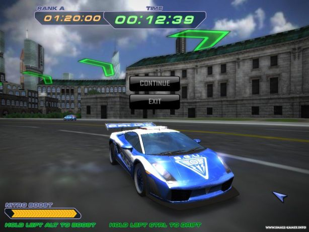 police super cars racing free download