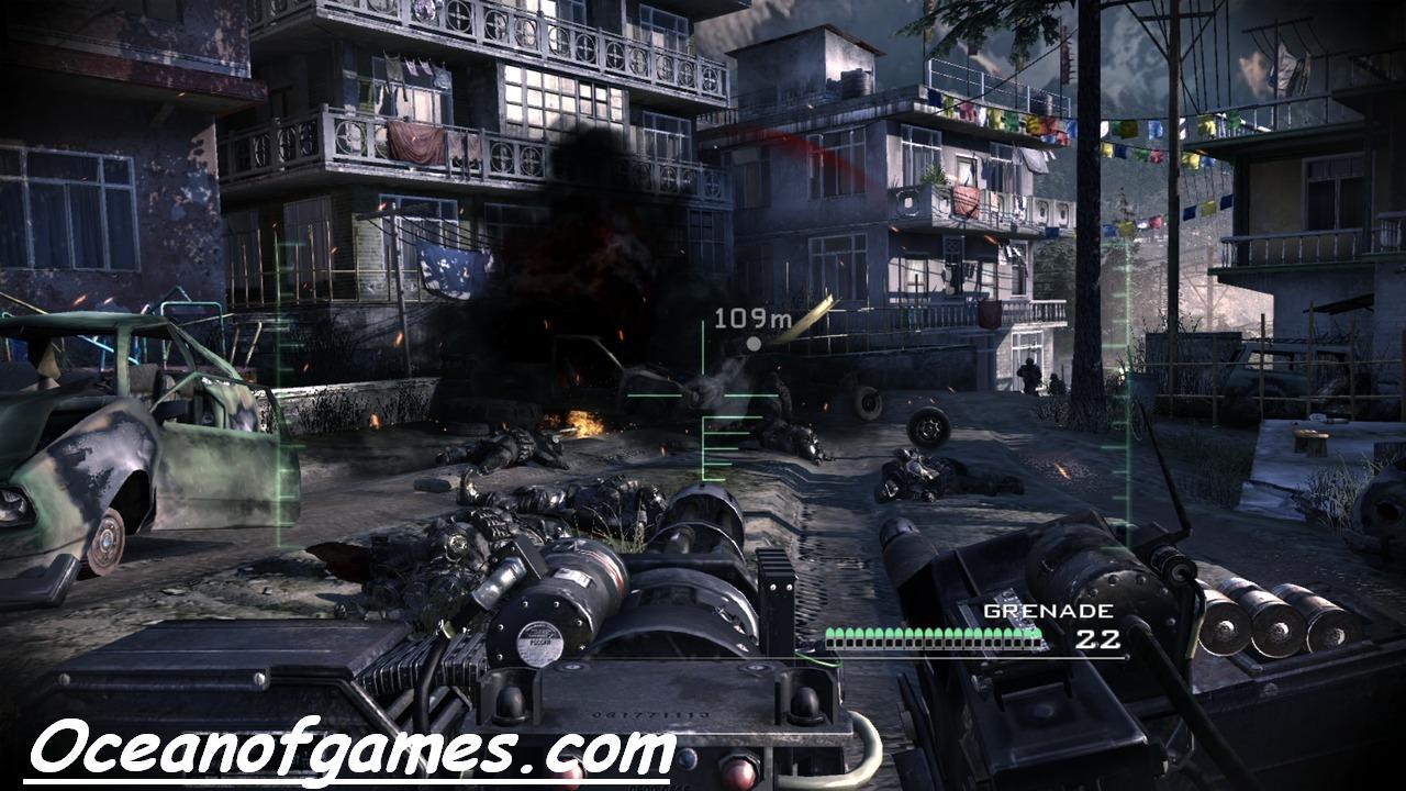 جميع اصدارات اللعبه الحربيه المشوقه Call Of Duty منتديات