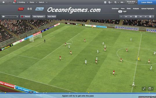 Football Manager 2012 free