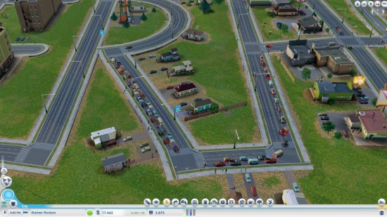 Simcity Features