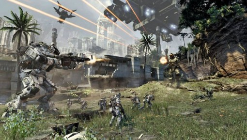 Titanfall PC Game Free Setup Download