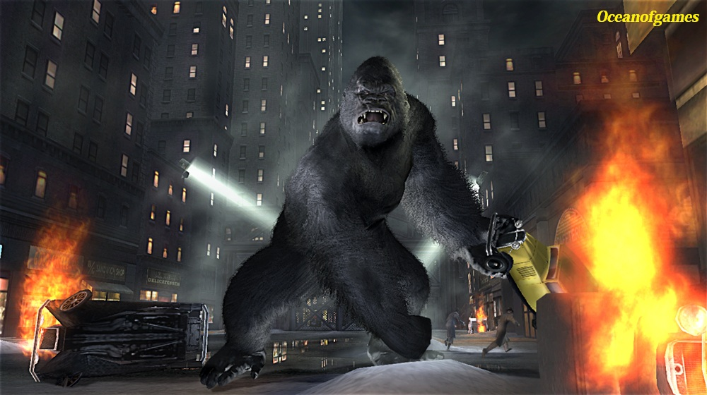 king kong games