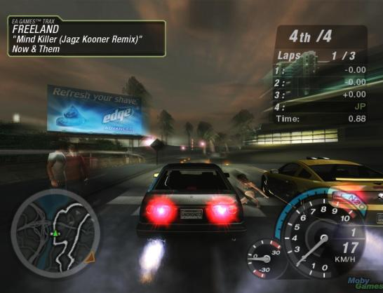Need For Speed Underground 2 Play