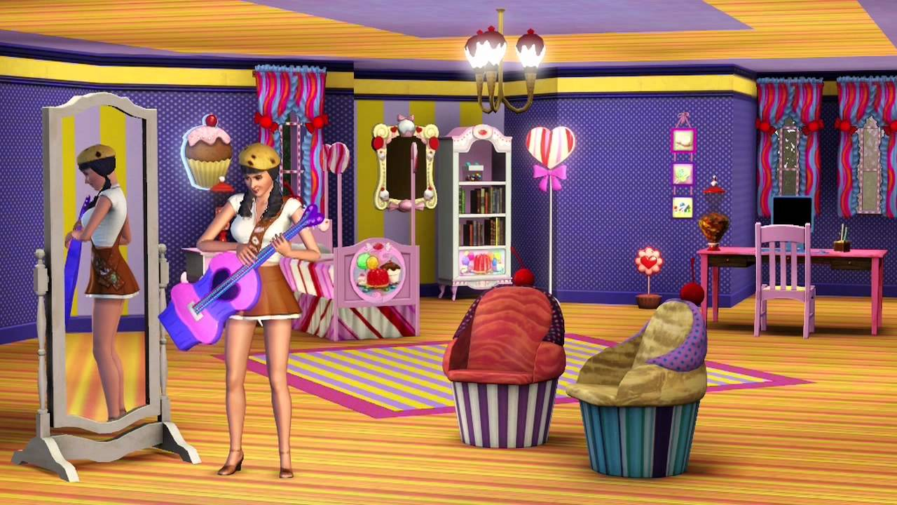 The Sims 3 Katy Perry Sweet Treats Free Download