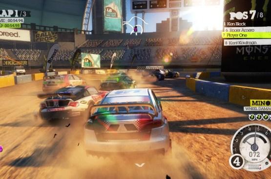 Dirt 2 Racing Game