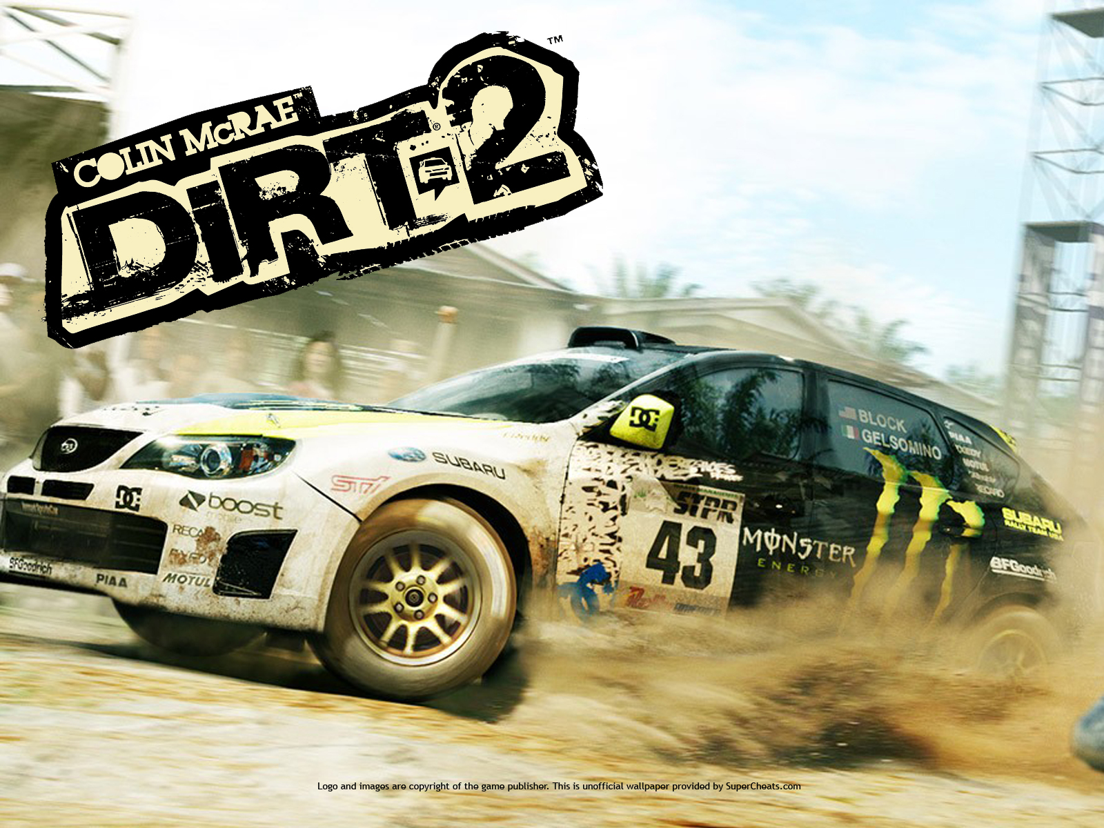 Colin McRae Dirt 2 Free Download