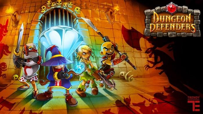 Dungeon Defenders Free Download