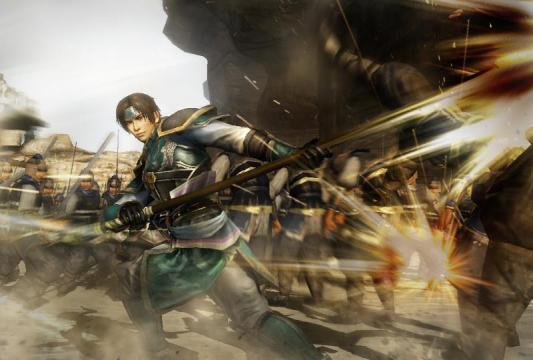 Dynasty Warriors 8 free