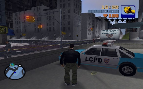 Free download Grand Theft Auto 3