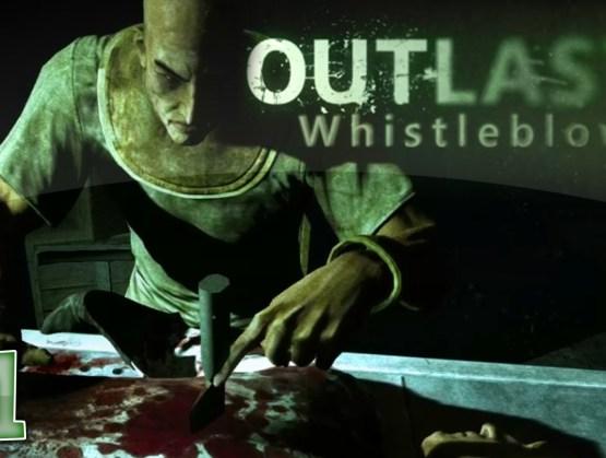Outlast Whistleblower Free Download Full Horror Game