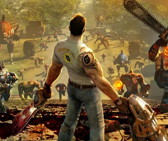 Serious Sam The Second Encounter Free Download