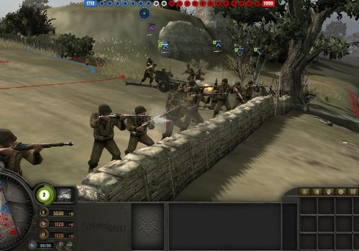 Company of heroes Opposing Fronts Setup Free Download
