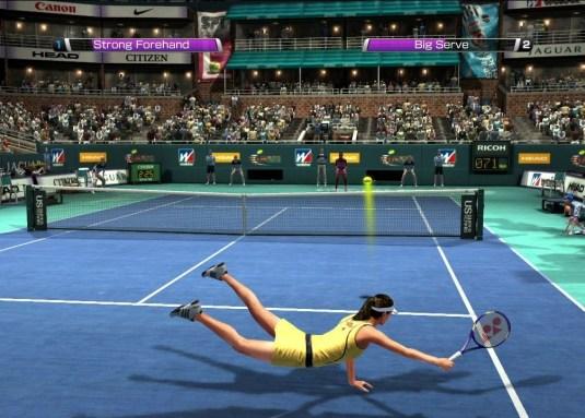Free Virtua Tennis 4