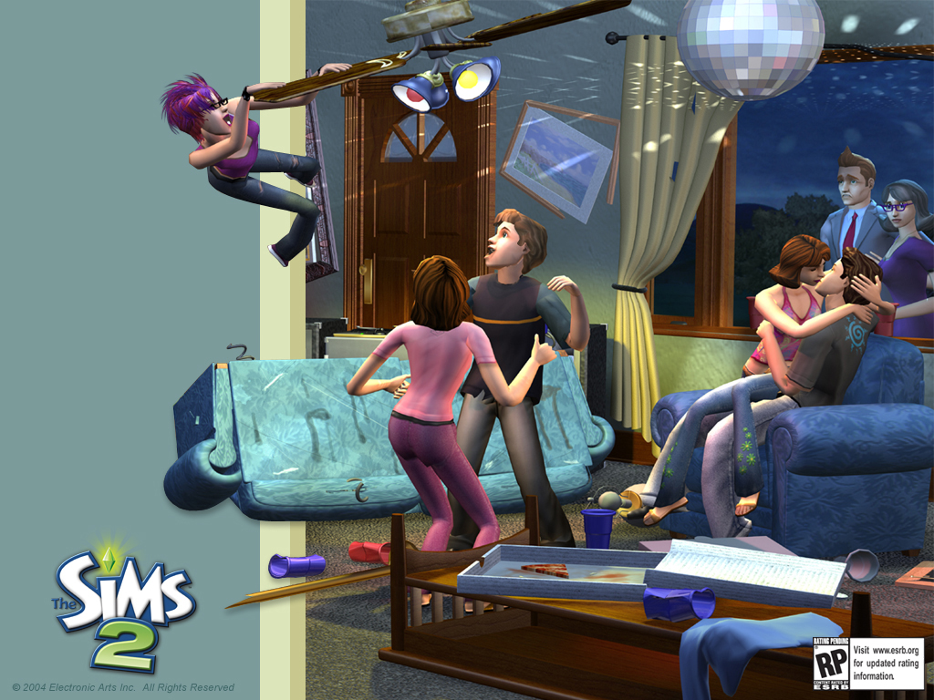 The Sims 2 Game Free Download  Ocean Of Games