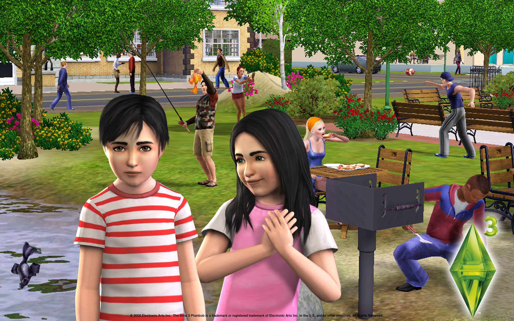 The Sims 3 Free Download