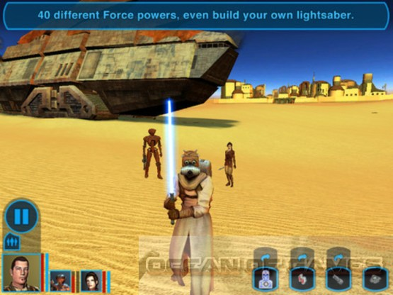 Free Download Star Wars Knights of The Old Republic
