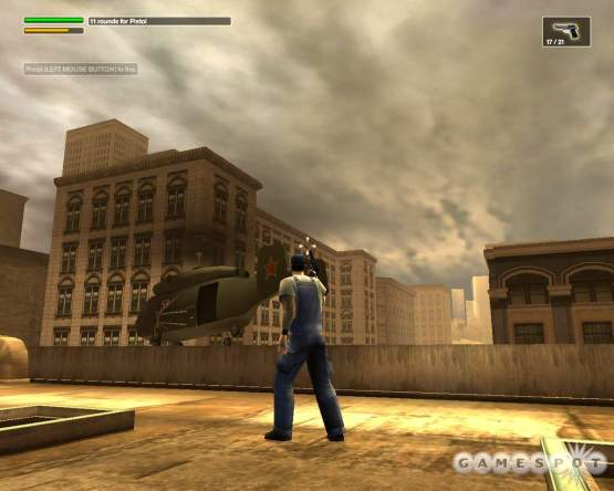 Freedom Fighters Free setup download